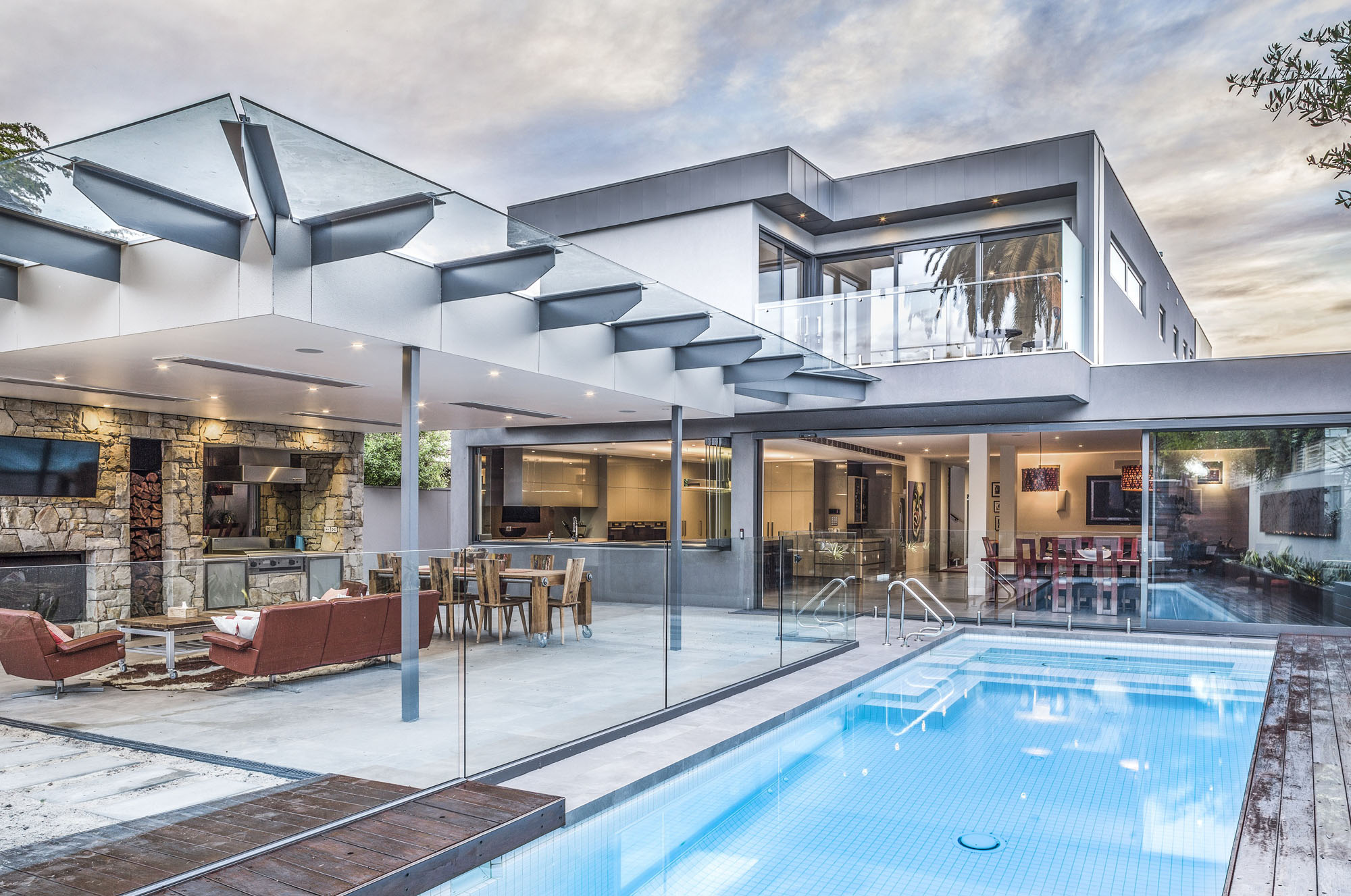 Hampton Residence by Finnis Architects