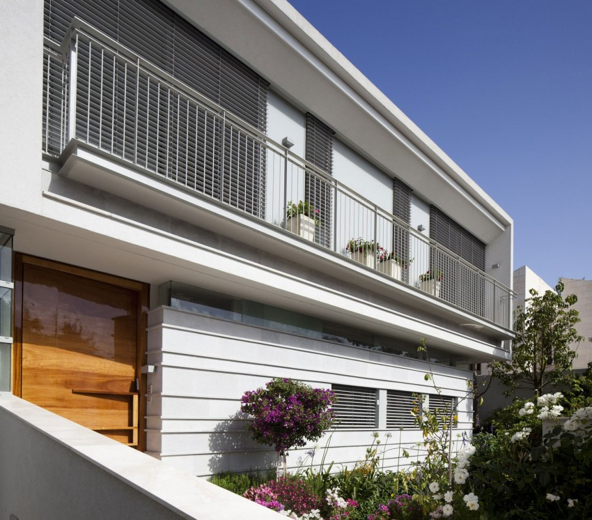 Herzeliyya House by Amitzi Architects (6)