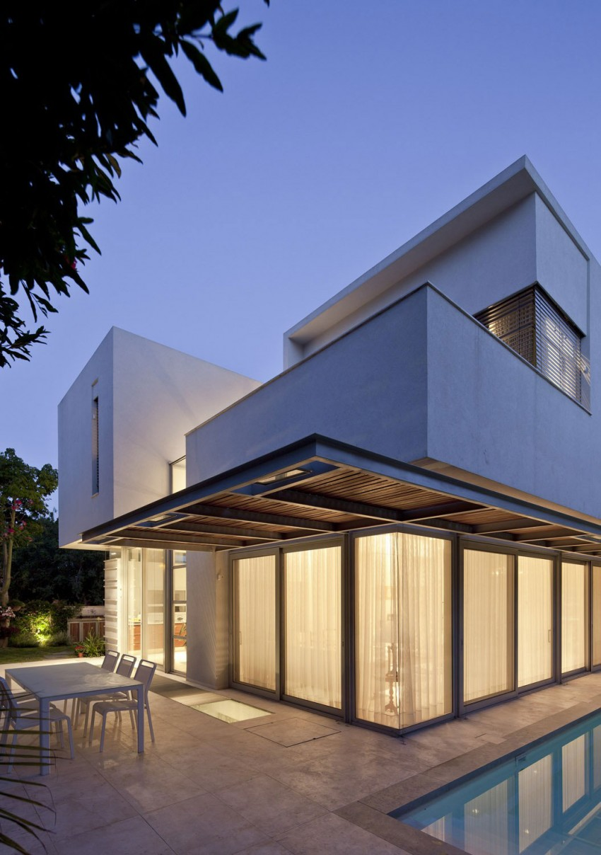 Herzeliyya House by Amitzi Architects (19)