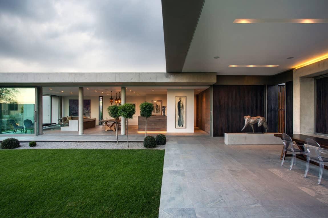House 01 by Daffonchio & Associates Architects (3)