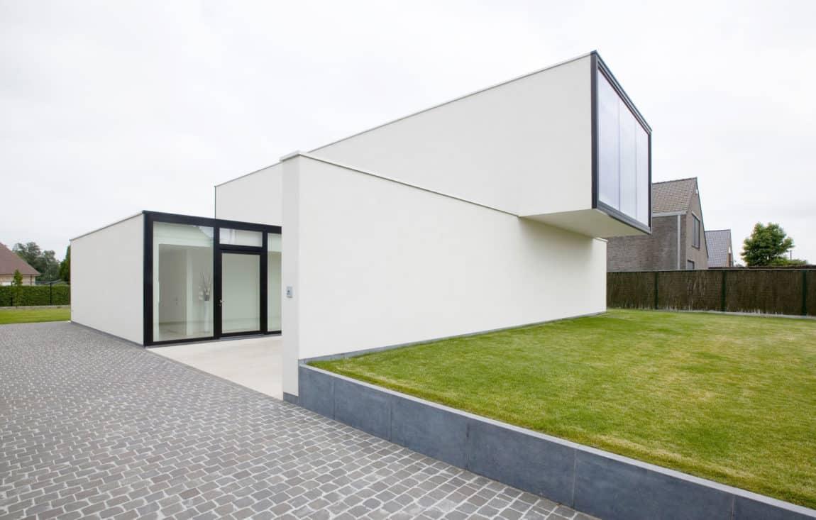 House VRT by DE JAEGHERE Architectuuratelier (4)