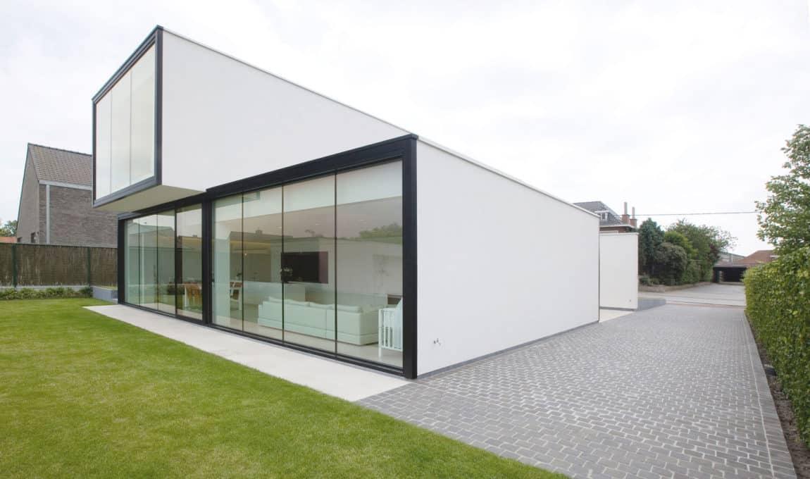 House VRT by DE JAEGHERE Architectuuratelier (5)