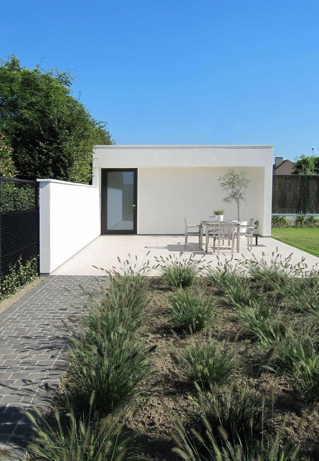 House VRT by DE JAEGHERE Architectuuratelier (6)