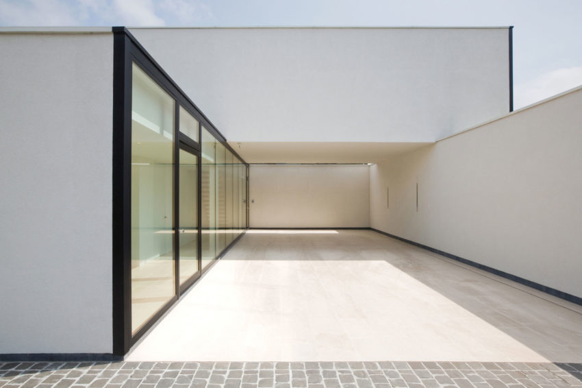 House VRT by DE JAEGHERE Architectuuratelier (7)
