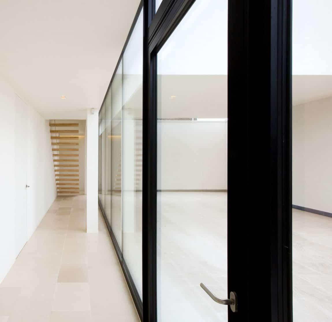 House VRT by DE JAEGHERE Architectuuratelier (9)