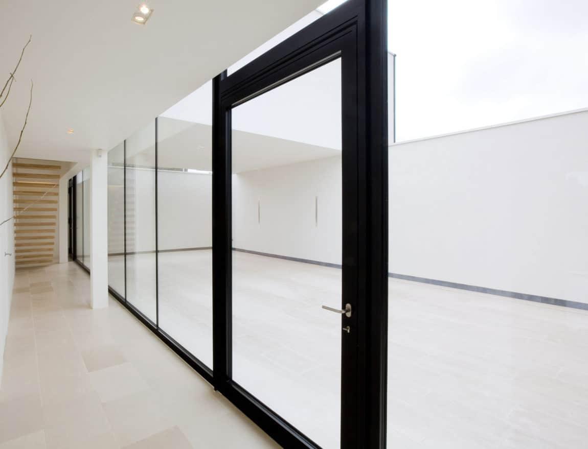 House VRT by DE JAEGHERE Architectuuratelier (10)