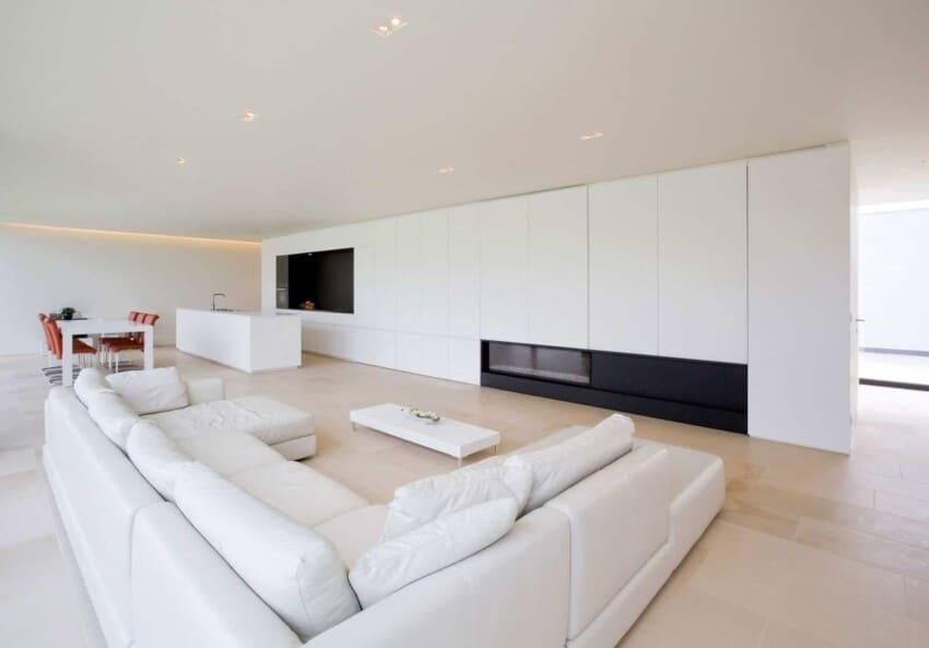 House VRT by DE JAEGHERE Architectuuratelier (11)