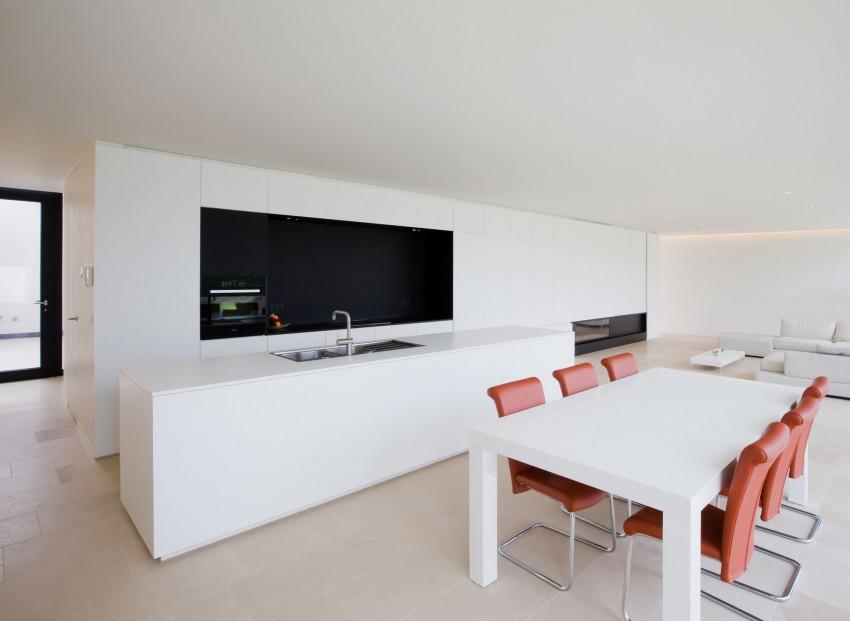 House VRT by DE JAEGHERE Architectuuratelier (13)