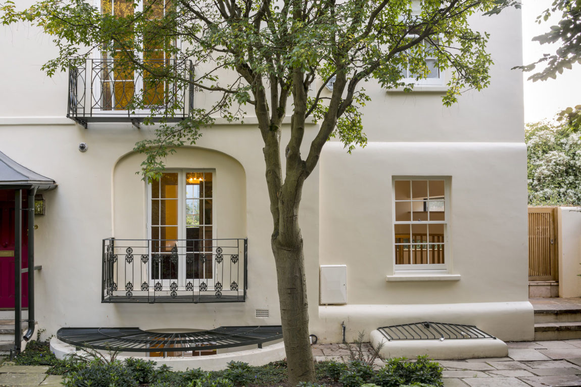 House in Hampstead by Cullinan Studio (2)