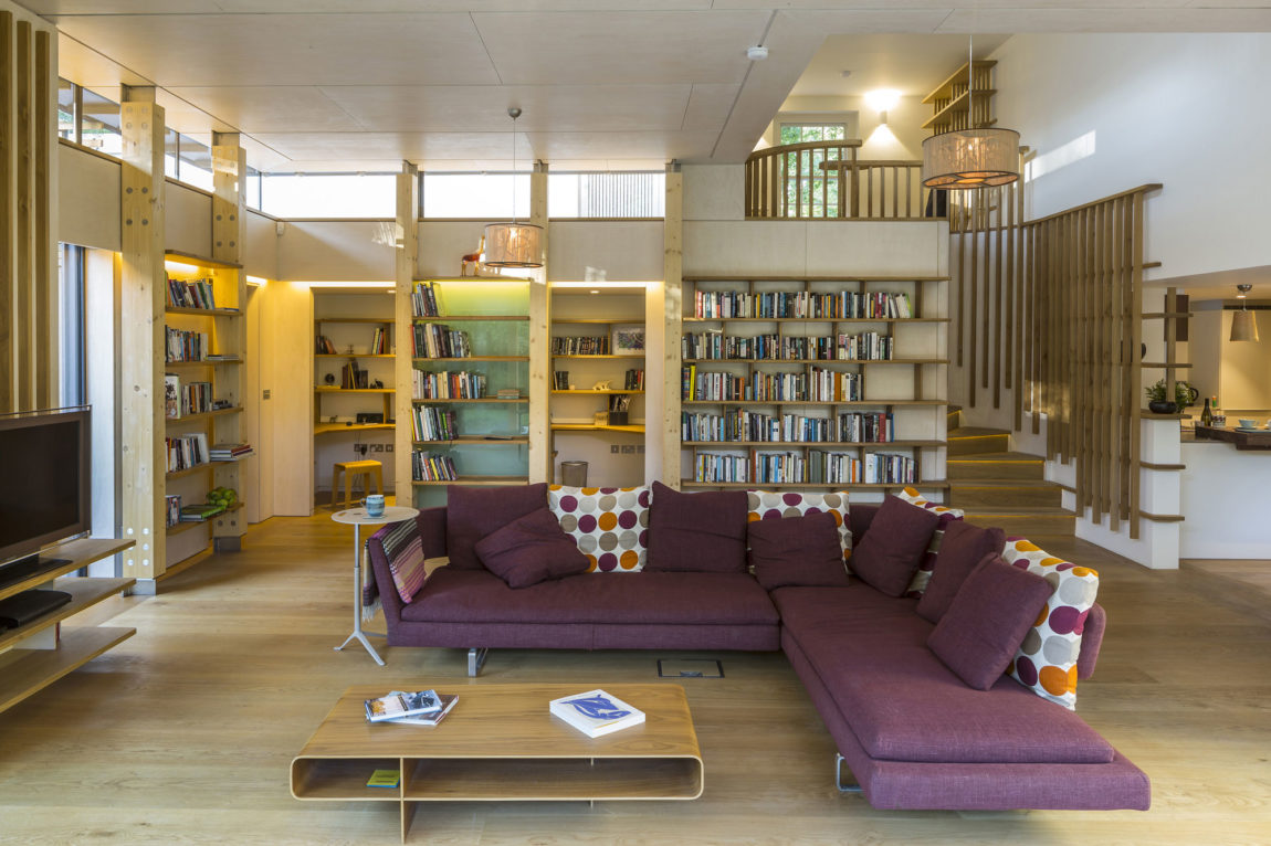 House in Hampstead by Cullinan Studio (5)