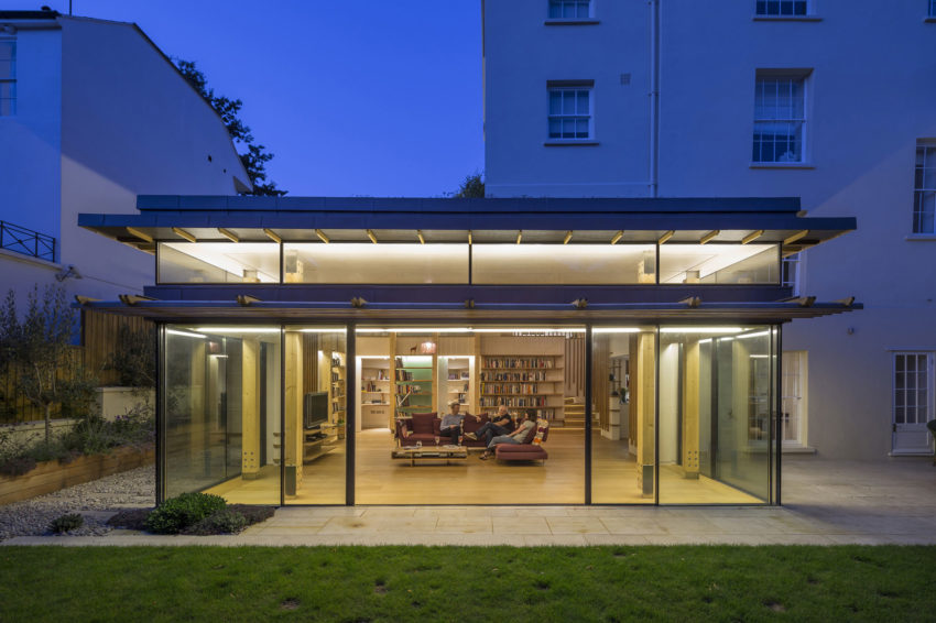 House in Hampstead by Cullinan Studio (10)