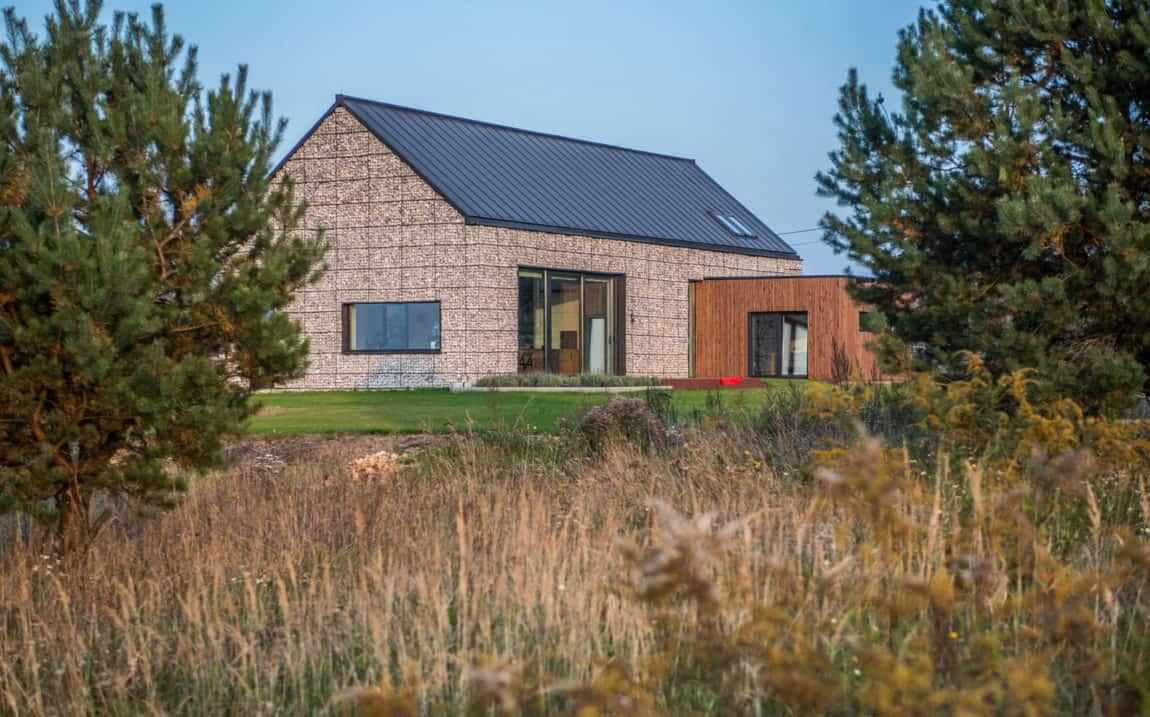 House in the Landscape by Kropka Studio (2)