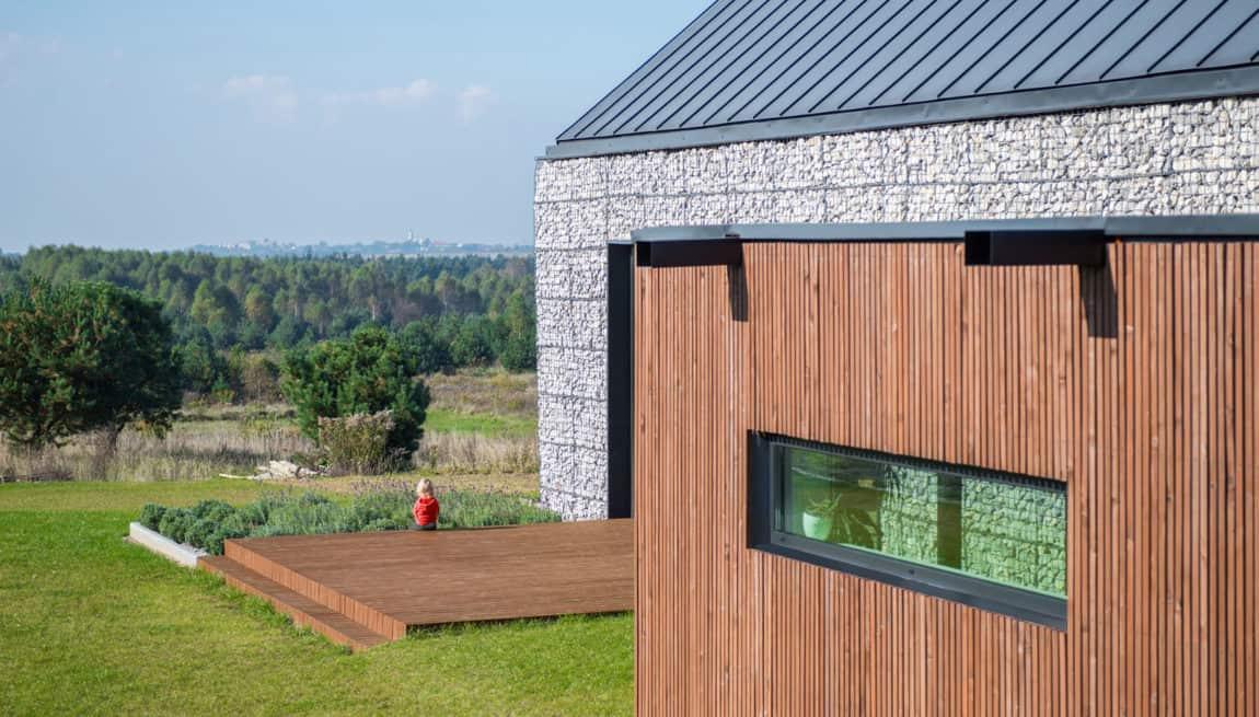 House in the Landscape by Kropka Studio (6)