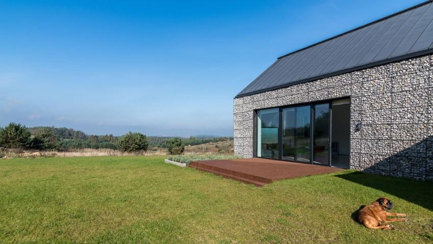House in the Landscape by Kropka Studio (7)