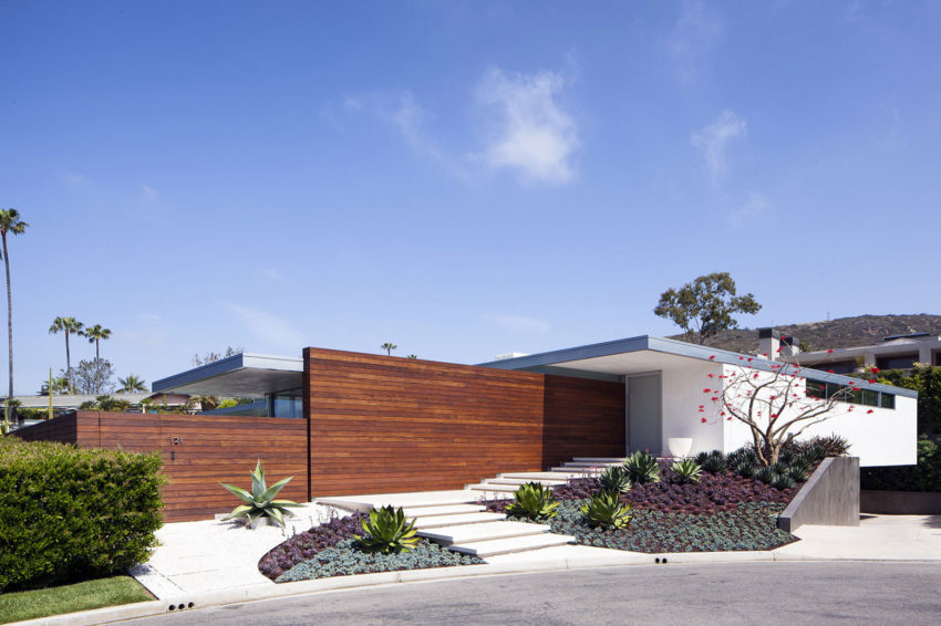 McElroy Residence by Ehrlich Architects