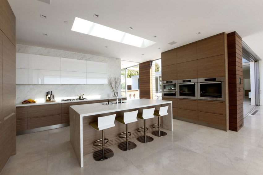 Mcelroy residence by ehrlich architects - Limposante residence contemporaine de ehrlich architects ...