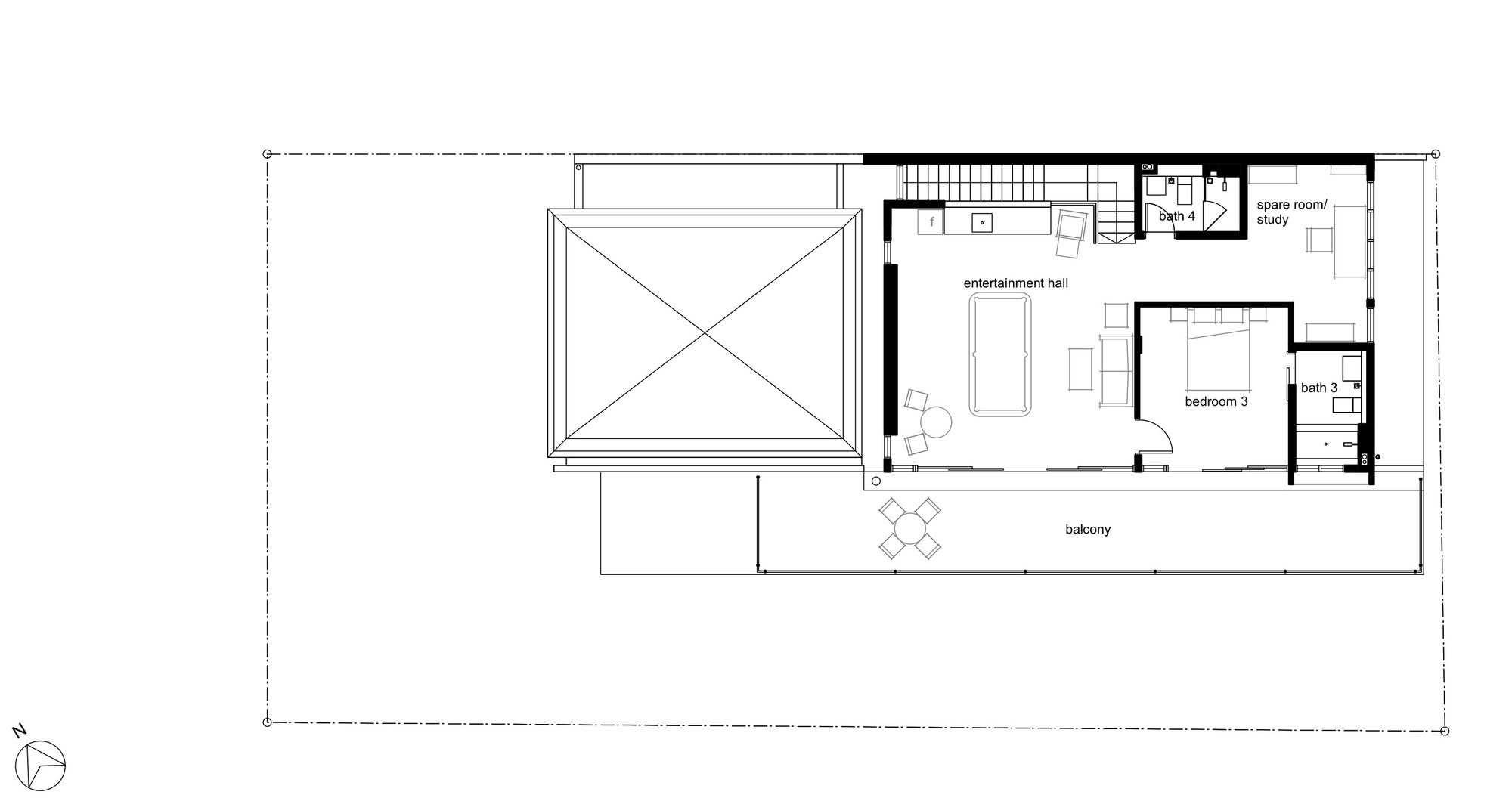 Menerung House by Seshan Design Sdn Bhd (30)