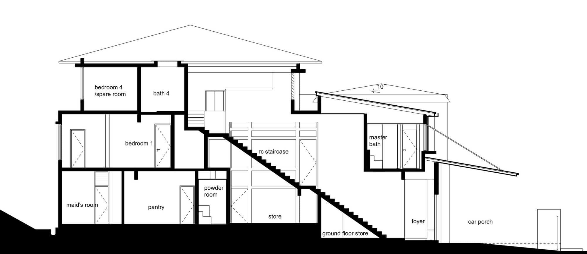 Menerung House by Seshan Design Sdn Bhd (33)