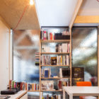 Office Space in Former Factory by Julie D'Aubioul (12)