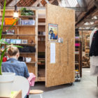Office Space in Former Factory by Julie D'Aubioul (19)