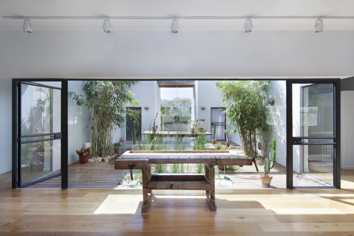 Patio House by Henkin Shavit Architecture & Design (21)