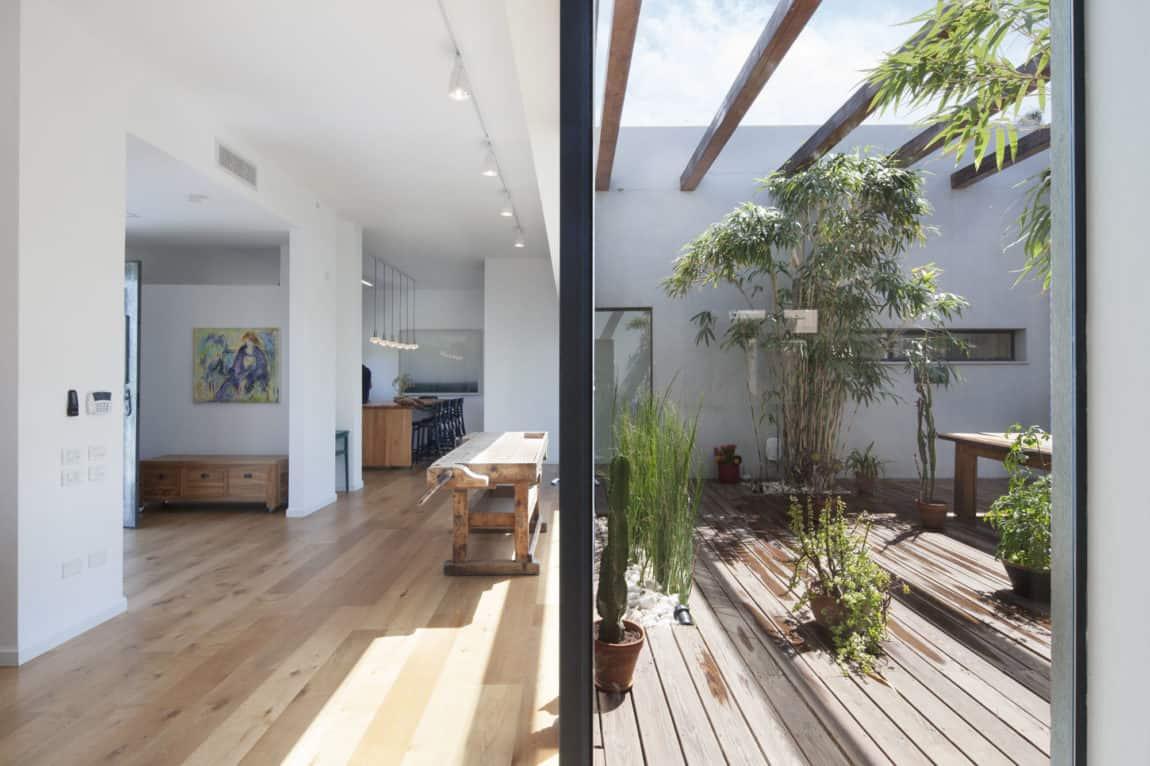 Patio House by Henkin Shavit Architecture & Design (19)