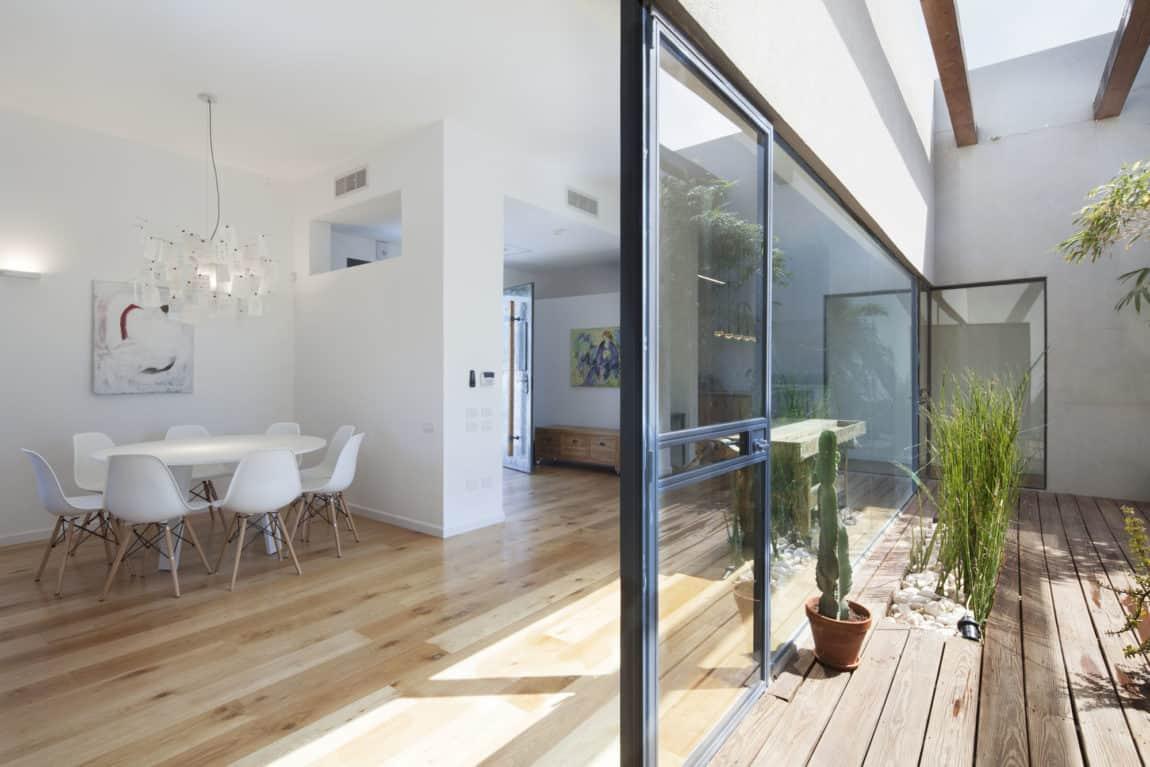 Patio House by Henkin Shavit Architecture & Design (18)