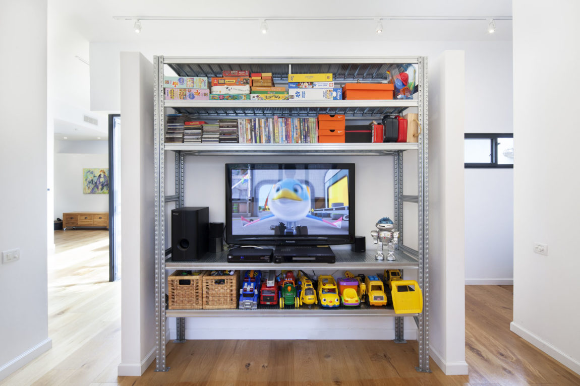 Patio House by Henkin Shavit Architecture & Design (2)