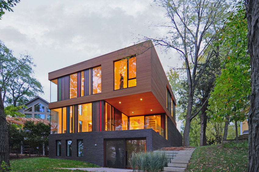 Redaction House by Johnsen Schmaling Architects (9)