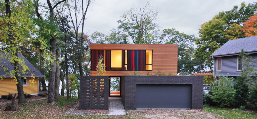 Redaction House by Johnsen Schmaling Architects (10)