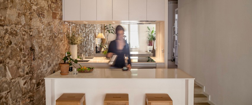Renovation Apartment in Les Corts by Sergi Pons (5)