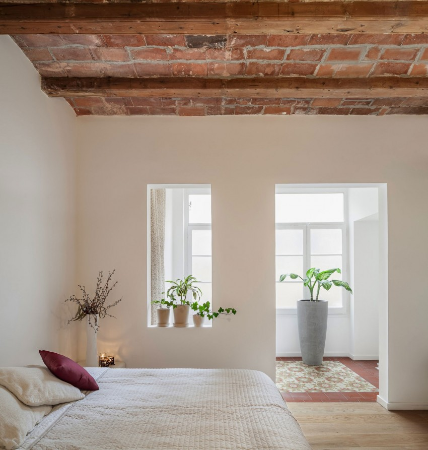Renovation Apartment in Les Corts by Sergi Pons (8)