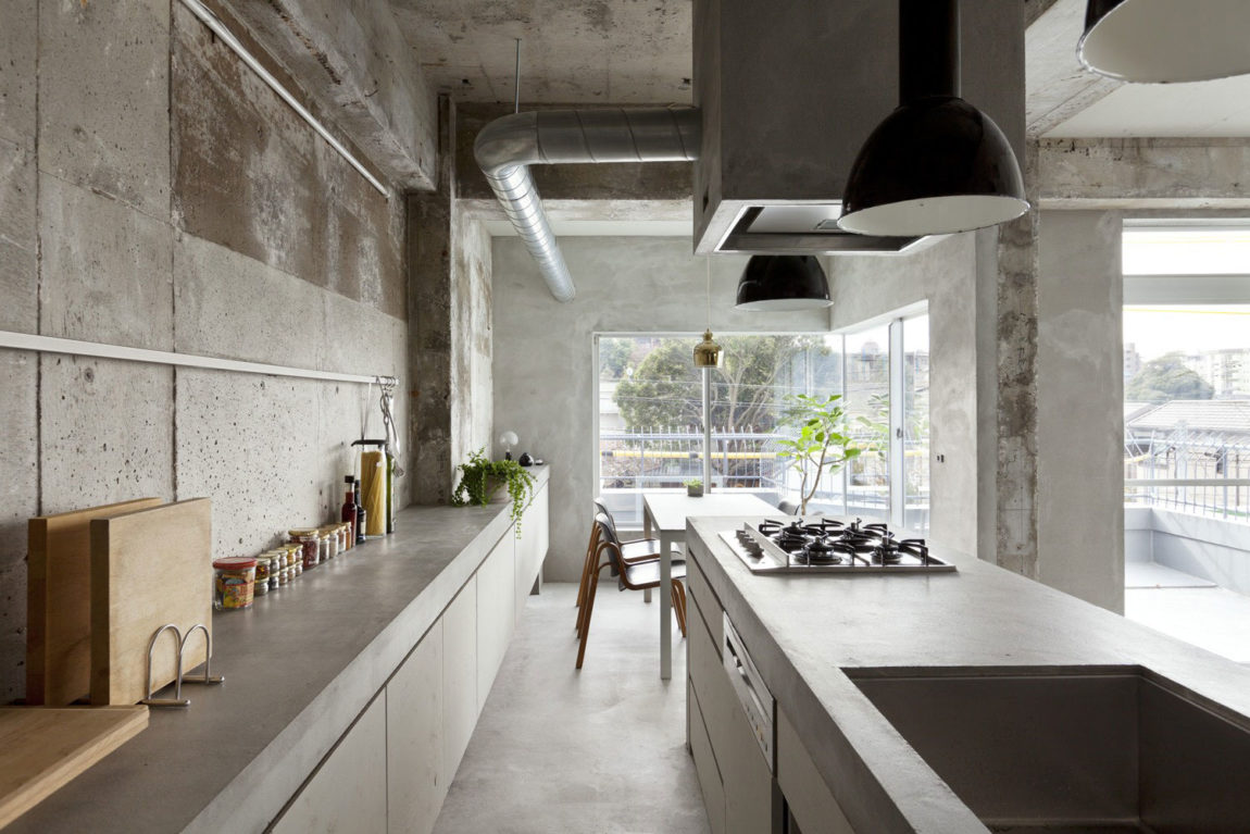Renovation in Jiyugaoka by Airhouse Design Office (4)
