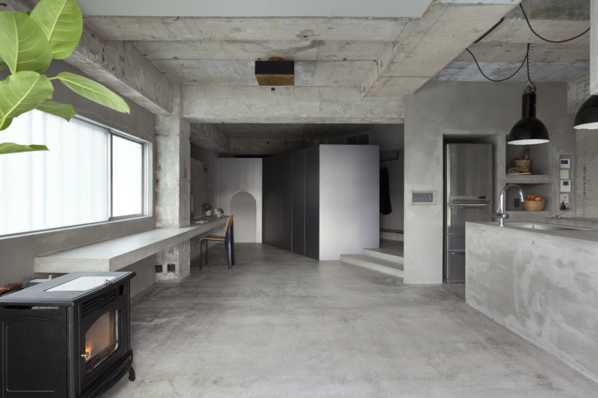 Renovation in Jiyugaoka by Airhouse Design Office (7)
