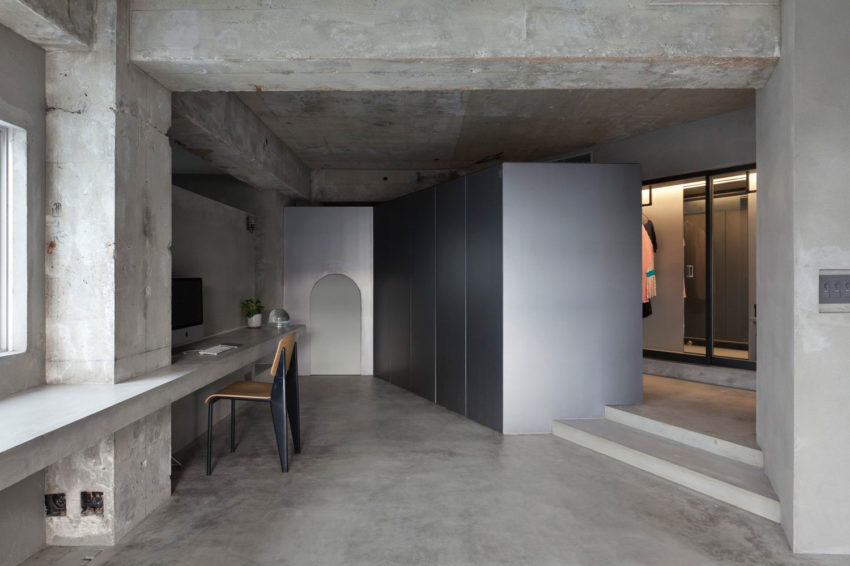 Renovation in Jiyugaoka by Airhouse Design Office (8)