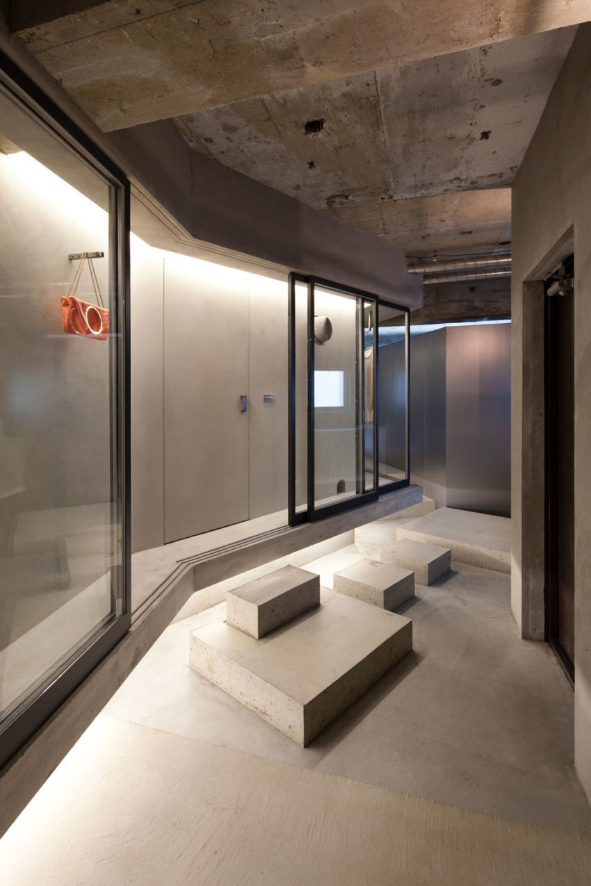 Renovation in Jiyugaoka by Airhouse Design Office (10)