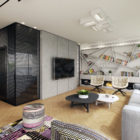 Residence in Ramat Sharon by Tal Goldsmith Fish (10)
