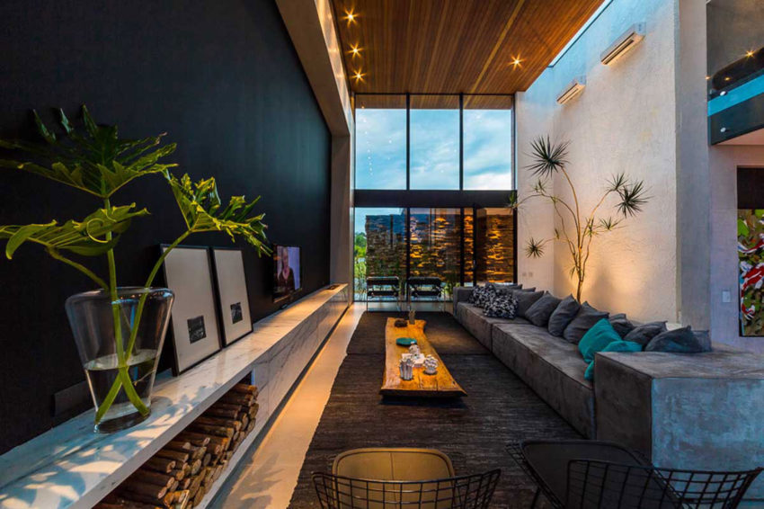 Residencia P.M. by Spagnuolo Arquitetura (3)