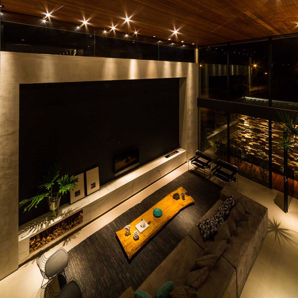 Residencia P.M. by Spagnuolo Arquitetura (6)