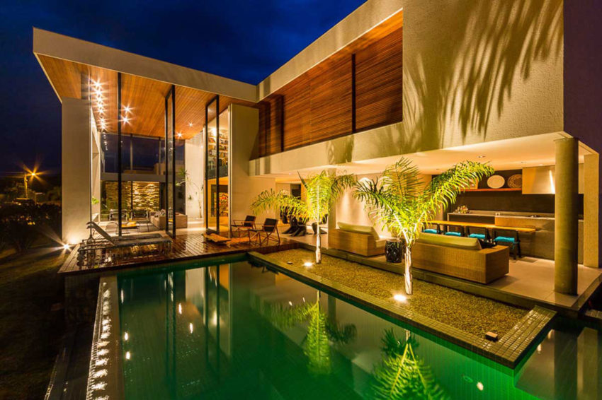 Residencia P.M. by Spagnuolo Arquitetura (11)