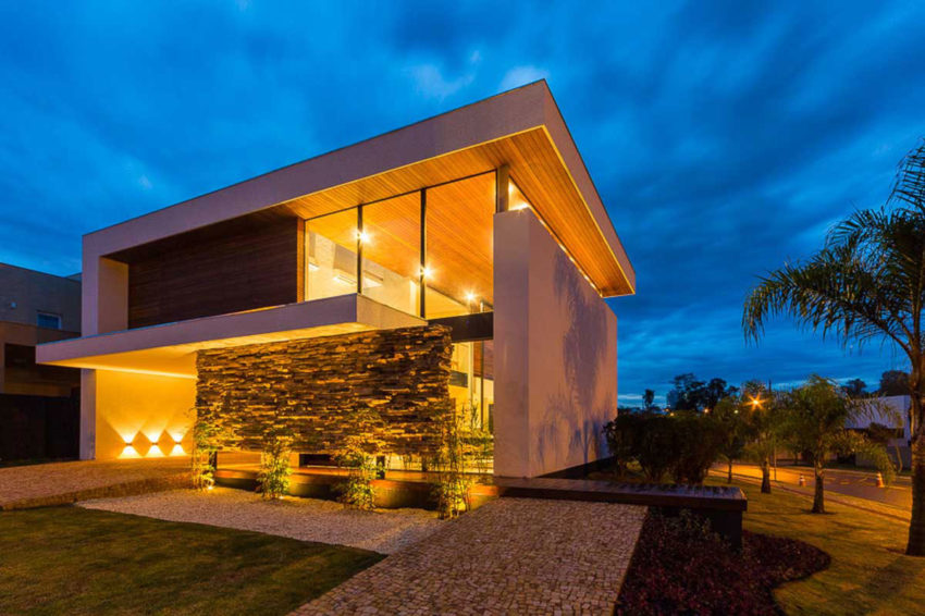Residencia P.M. by Spagnuolo Arquitetura (14)