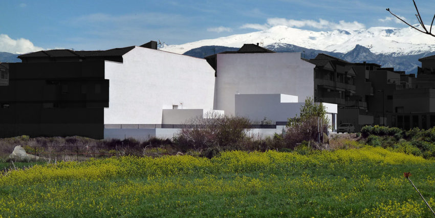 Single Family House with Garden by DTR_Studio Arquitectos (1)