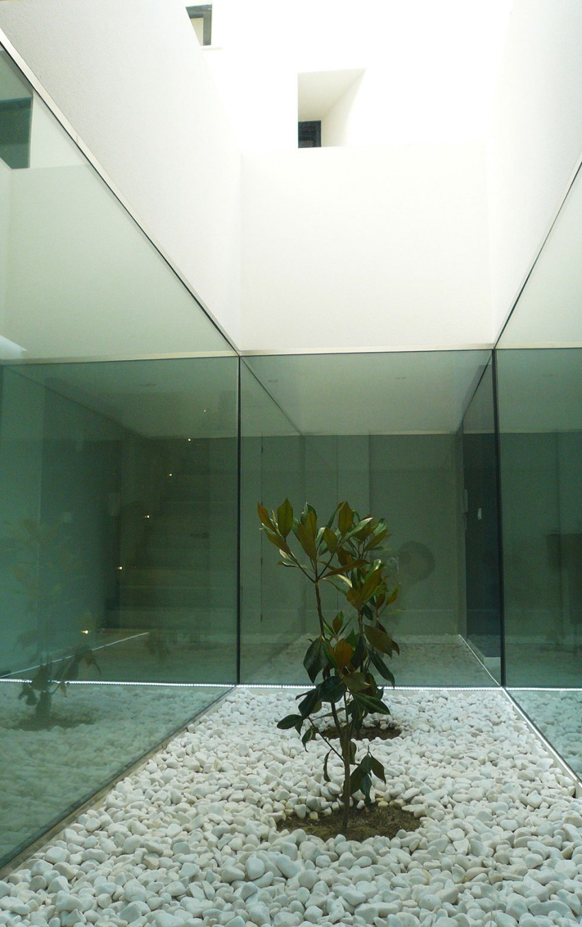 Single Family House with Garden by DTR_Studio Arquitectos (6)