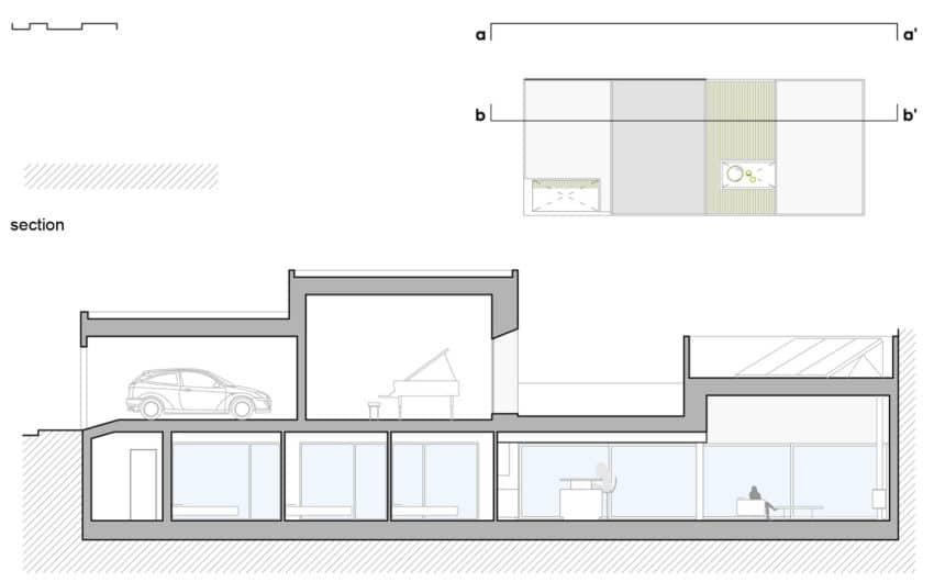Single Family House with Garden by DTR_Studio Arquitectos (15)