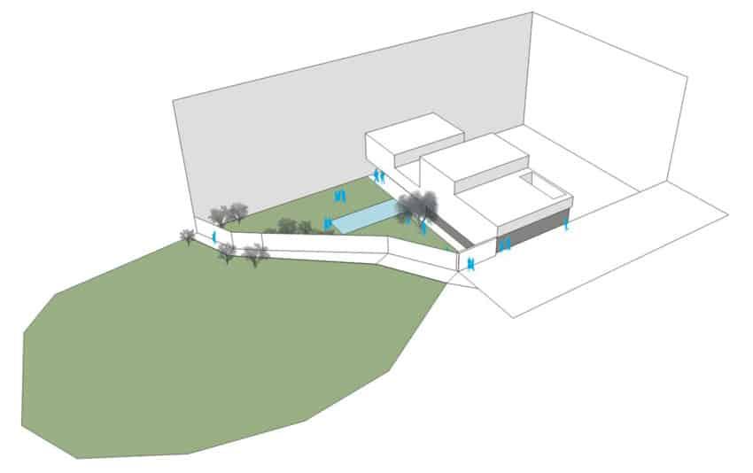 Single Family House with Garden by DTR_Studio Arquitectos (16)