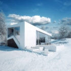 Slanted House by Michal Nowak (5)