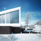 Slanted House by Michal Nowak (11)