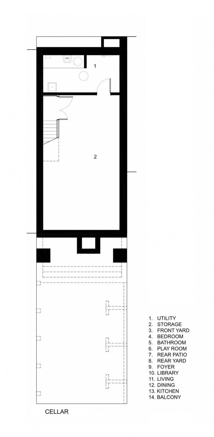 State Street Townhouse by Ben Hansen Architect (16)