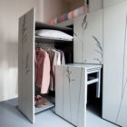 Tiny Apartment in Paris by Kitoko Studio (6)