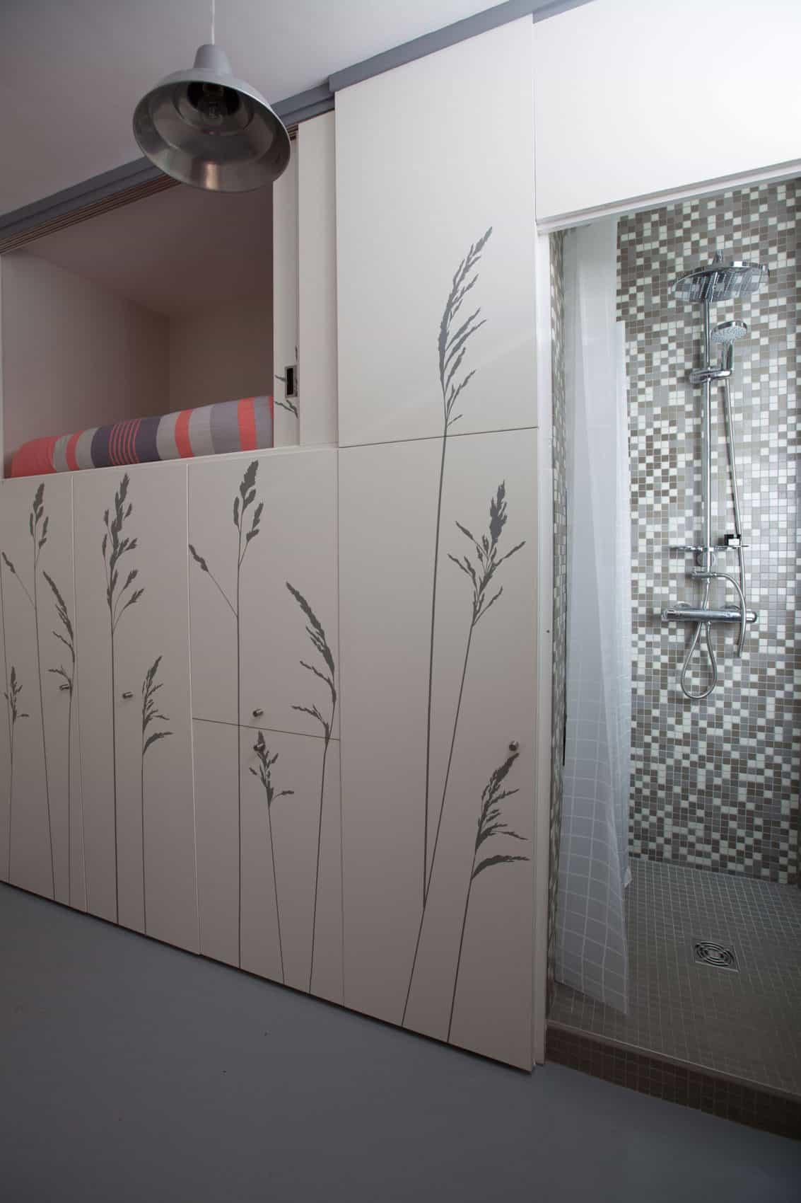 Tiny Apartment In Paris By Kitoko Studio 11